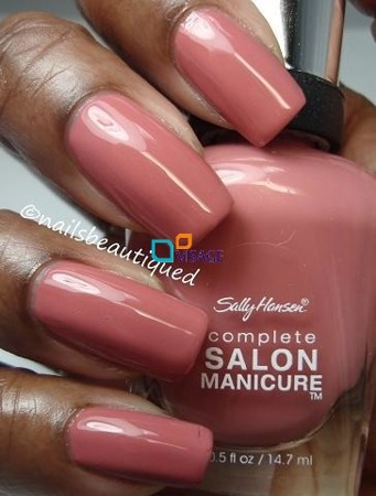 Sally Hansen Salon Complete So Much Faw 260