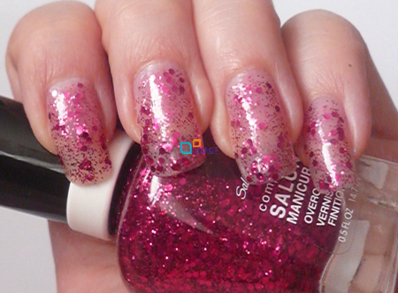 Sally Hansen Salon Complete Strawberry Shield