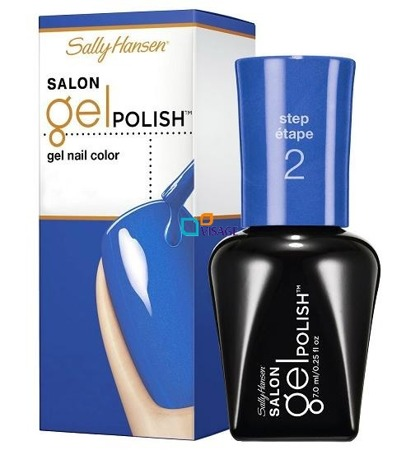 Sally Hansen Salon Gel lakier Blue My Mind nr 266
