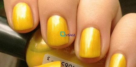 Sally Hansen Xtreme Wear Lemon Zest